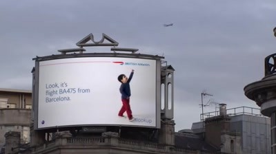 British Airways - #lookup