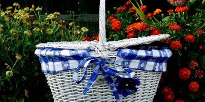 Fabulous Baskets - Povesti impletite in cosuri
