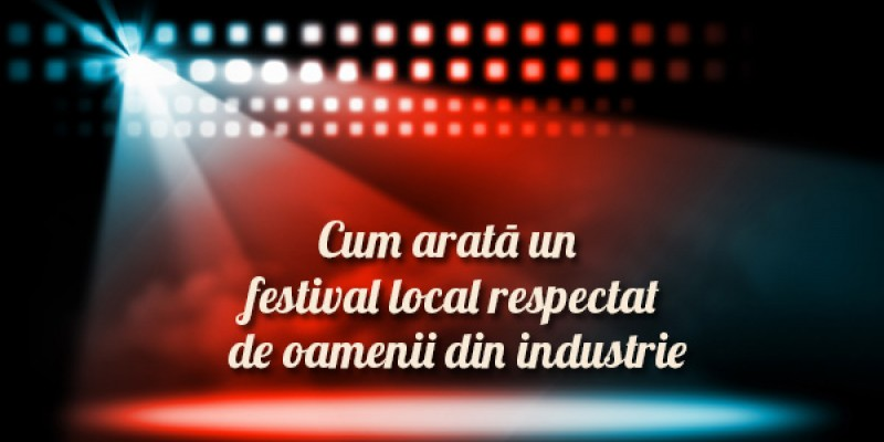 [Festival local] Bogdan Moraru (Draftfcb): Te imbraci frumos, te duci la gala, o arzi interesant pe hol, incepe gala…