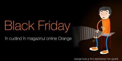 Utilizatorii pot sparge bule in asteptarea Black Friday, intr-o aplicatie creata de SENIORHYPER pentru Orange