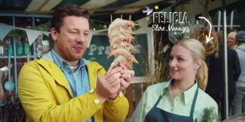 De Craciun, Jamie Oliver si Droga5 gatesc impreuna