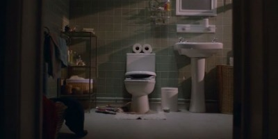 Louie the Loo - vasul de toaleta cu voce de aur