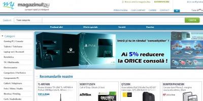 MagazinulTau.ro – de 12 ani pe piata de e-commerce din Romania