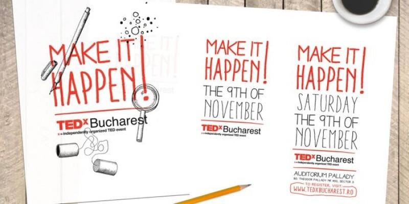 Hello Menthol si The Public Advisors au colaborat la realizarea strategiei de comunicare TEDxBucharest 2013