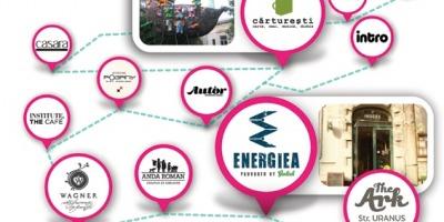 S-a lansat Lovely Design Hub, harta celor mai frumoase locuri din Bucuresti