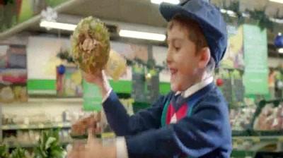 METRO - Precum un copil intr-un magazin de dulciuri