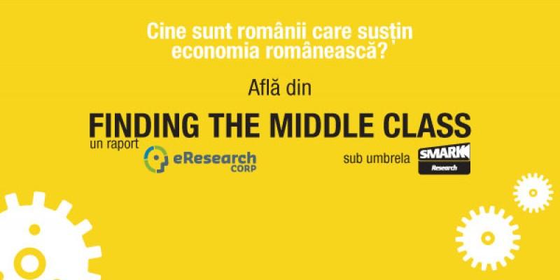 Finding the middle class ― un nou studiu SMARK Research, realizat de eResearch