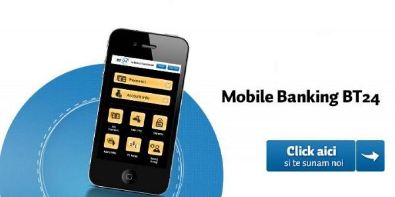 Serviciul de transfer de bani prin Mobile Banking, lansat de Western Union si Banca Transilvania