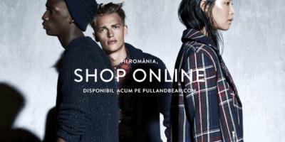 Pull&Bear – prezent in Romania si cu un magazin online