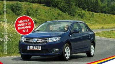 Petrom - O Dacia Logan pe zi