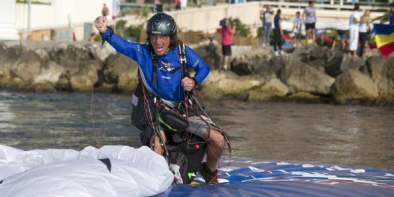 De zece ani, Toma Coconea alearga pentru Red Bull