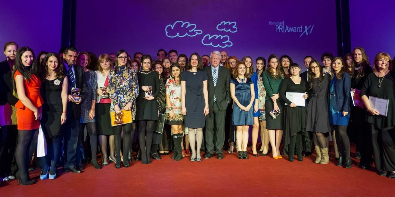 [UPDATE] Castigatorii Romanian PR Awards XI
