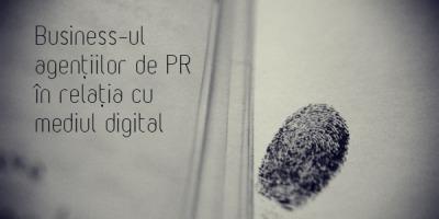 [Digitalul in PR] Loredana Visa (V+O Communication): Eu nu as mai vorbi de mediul digital in mod special, ci l-as considera pur si simplu mediul de comunicare preferat, optim, eficient al momentului
