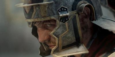 Gladiatori, soldati romani si lupte cu sabii