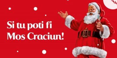 Coca-Cola colecteaza energie pentru a alimenta luminitele de Craciun dintr-un sat din Romania