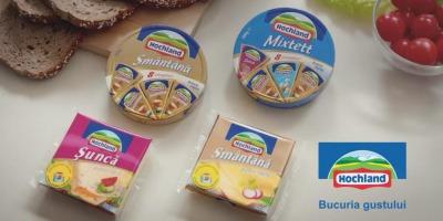 Brands&Bears semneaza o noua campanie pentru branza topita de la Hochland