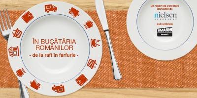 Cum s-au schimbat obiceiurile culinare ale consumatorilor din mediul urban – un studiu Nielsen Romania