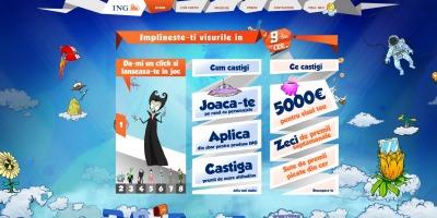 SENIORHYPER a dezvoltat pentru ING o platforma interactiva sincronizata cu telefonul mobil