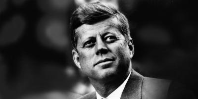 Viata si moartea lui JFK in reclame