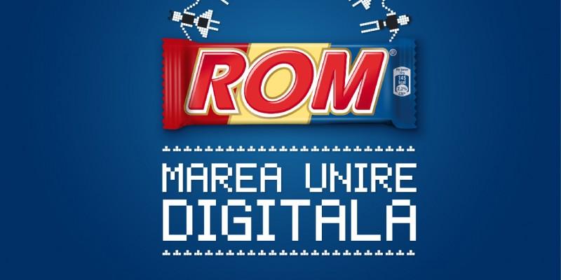 Noua campanie ROM Autentic de Ziua Nationala a Romaniei: Marea Unire Digitala