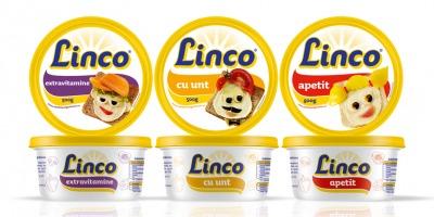 AMPRO Design semneaza redesign-ul de ambalaj pentru margarina Linco