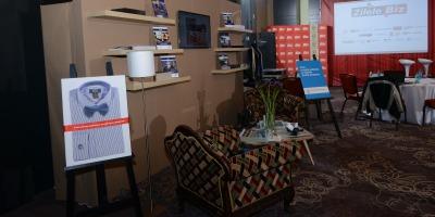 AdProduction a construit un atelier de croitorie publicitara la Zilele Biz