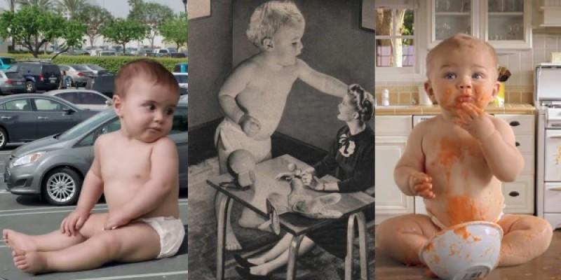 Imensii bebelusi ai publicitatii