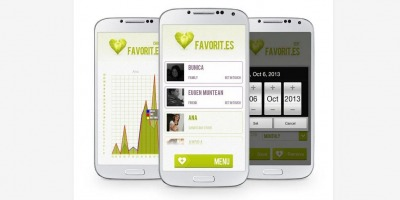 Aplicatia Favorit.es te ajuta sa pastrezi legatura cu persoanele apropiate