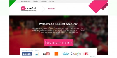 ThinkDigital lanseaza platforma online ICEEfest Academy