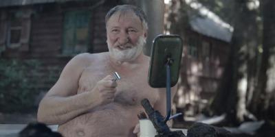 Un domn ucrainean ne invata cum sa primim cadoul ideal de Craciun