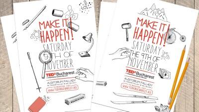 TEDx - Make it happen!
