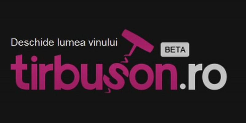 S-a lansat Tirbuson.ro, clubul pasionatilor de vin