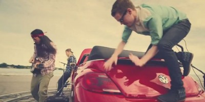 Volkswagen Beetle creeaza muzica pentru timpane pretentioase