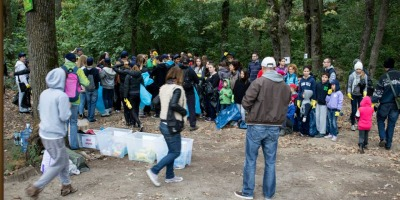 Let's Do It Romania a anuntat rezultatele celei de-a patra editii a Zilei de Curatenie Nationala