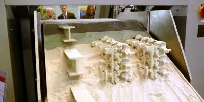 Primul printer 3D continuu pentru uz industrial, disponibil in Romania prin Z Spot Media