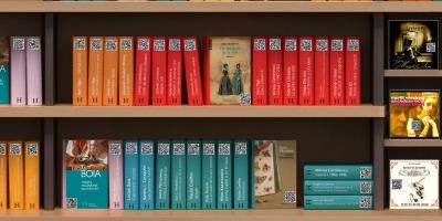 Dupa metrou si licee, Biblioteca Digitala Vodafone ajunge si in casele romanilor