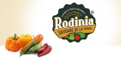 RODINIA - noua identitate a Asociatiei de legume si fructe Prisacani, creata de Media Factory