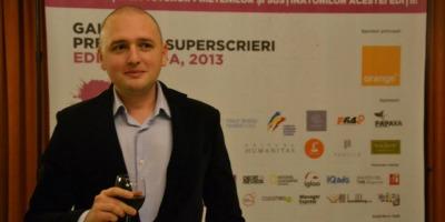 [Superscriitori] Lucian Lumezeanu: Fara politic si moguli, jurnalismul e cu adevarat frumos