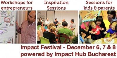 Peste 40 de organizatii vor participa la Impact Festival