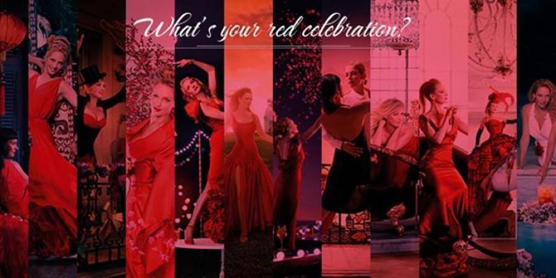 "Campari a lansat pe Facebook concursul ""What's your red celebration"""