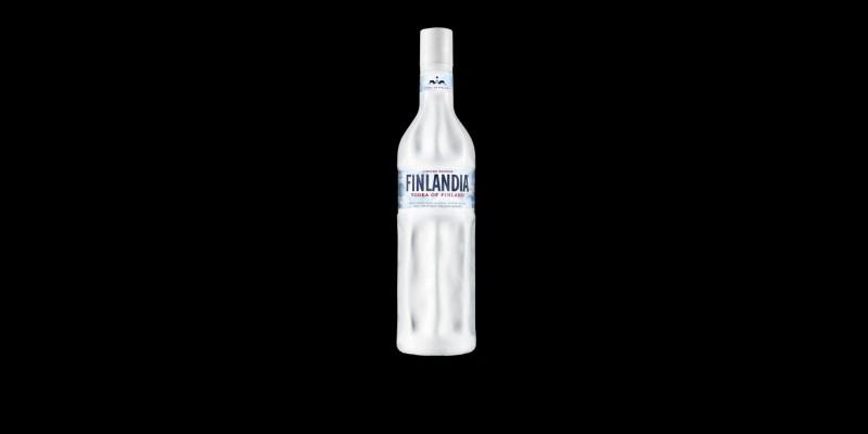 Finlandia Vodka lanseaza sticla cu eticheta termosensibila, in editie limitata