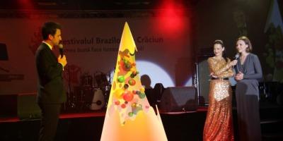 155.000 euro stransi in cadrul Galei Festivalului Brazilor de Craciun