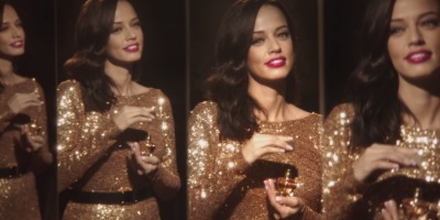 Sister semneaza spotul de promovare a celui mai nou parfum Oriflame