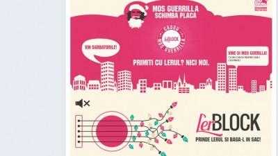 Aplicatie de Facebook: Radio Guerrila - LerBLOCK