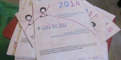Echipa de vis a culturii romane vorbeste despre timp, intr-un calendar pentru copiii supradotati