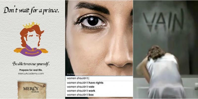 Mic ghid al campaniilor din 2013 in care femeile conteaza