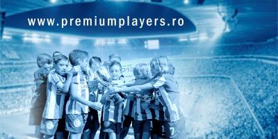 Premiumplayers.ro, prima platforma online care promoveaza tinerii fotbalisti