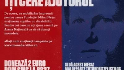 Fundatia Mihai Nesu - Mihai Nesu iti cere ajutorul