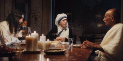 La povesti cu Iisus, Maica Tereza, Ghandi si un internaut suedez