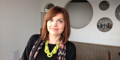 Via Praga: Simona Lazar - Ca sa pleci afara trebuie sa ai curaj, sa fii perseverent si sa treci peste toate refuzurile